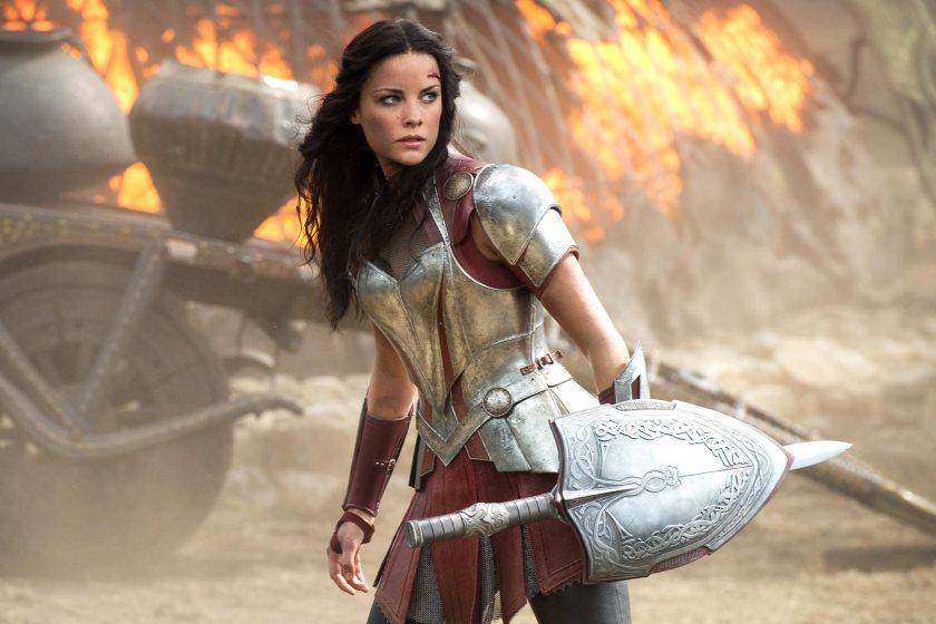 Thor: The Dark World (2013)Sif (Jaimie Alexander)