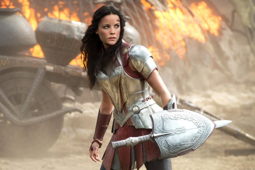Thor: The Dark World (2013)Sif (Jaimie Alexander)