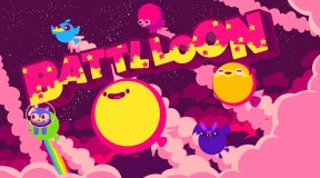 Battlloon is Coming to Nintendo Switch and Steam this Month