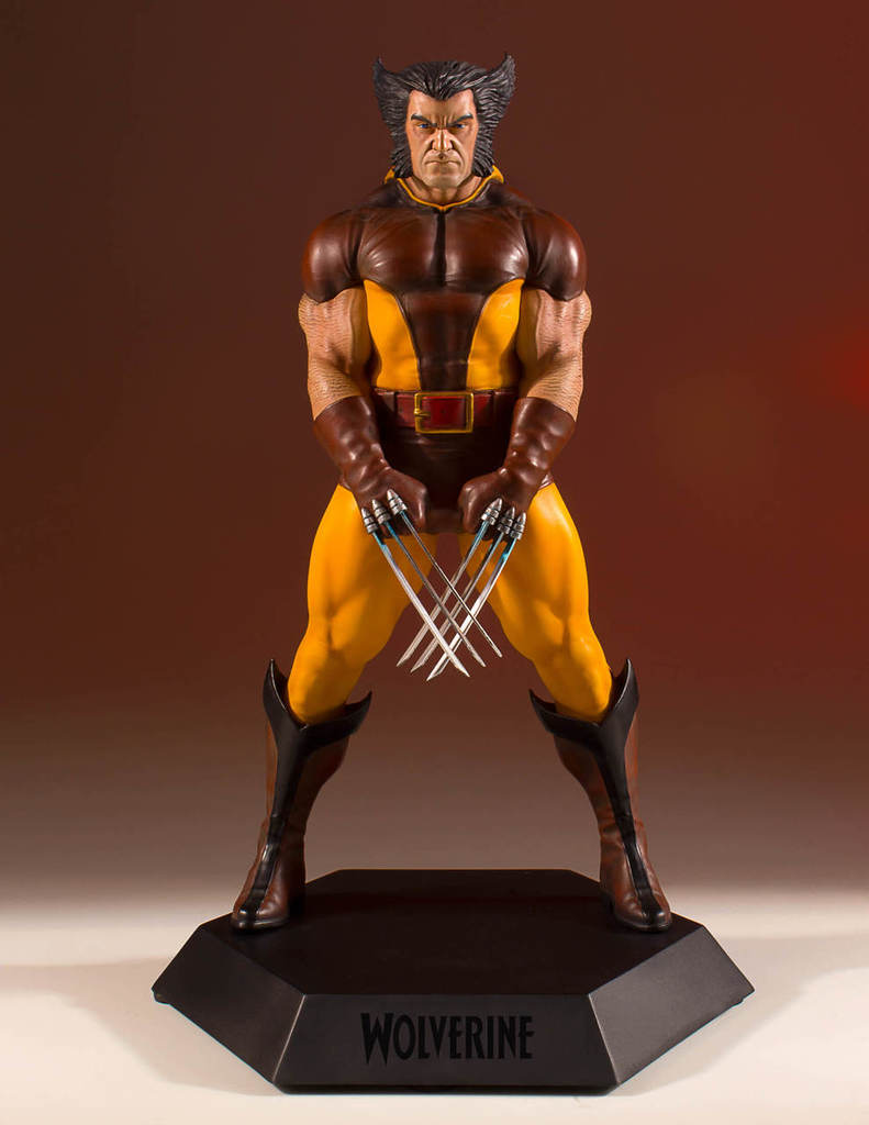 Wolverine80CGStatue