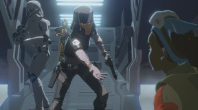 Here is the Trailer for the Season One Finale of Star Wars Resistance