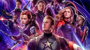 Avengers Endgame: Special Features Review