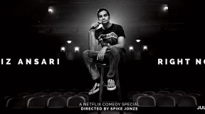 """Aziz Ansari Right Now"" premieres today on Netflix"