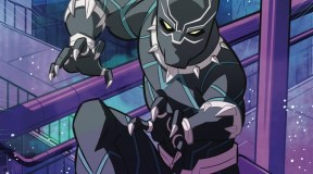 Marvel Action Black Panther #4 Review