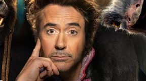 Robert Downey Jr talks to the Animals in First Trailer for 'Dolittle'