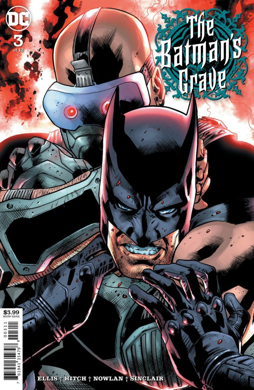 The Batman's Grave #3