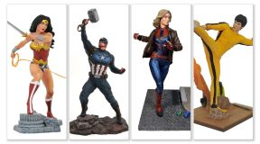 Diamond Select Toys has New Items in Store just in time for the Holidays