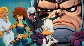 Howard the Duck and Dazzler & Tigra Series Scrapped