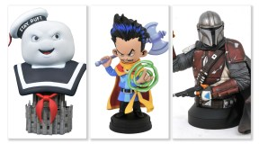 Diamond Select Toys has new Items from Gentle Giant Ltd