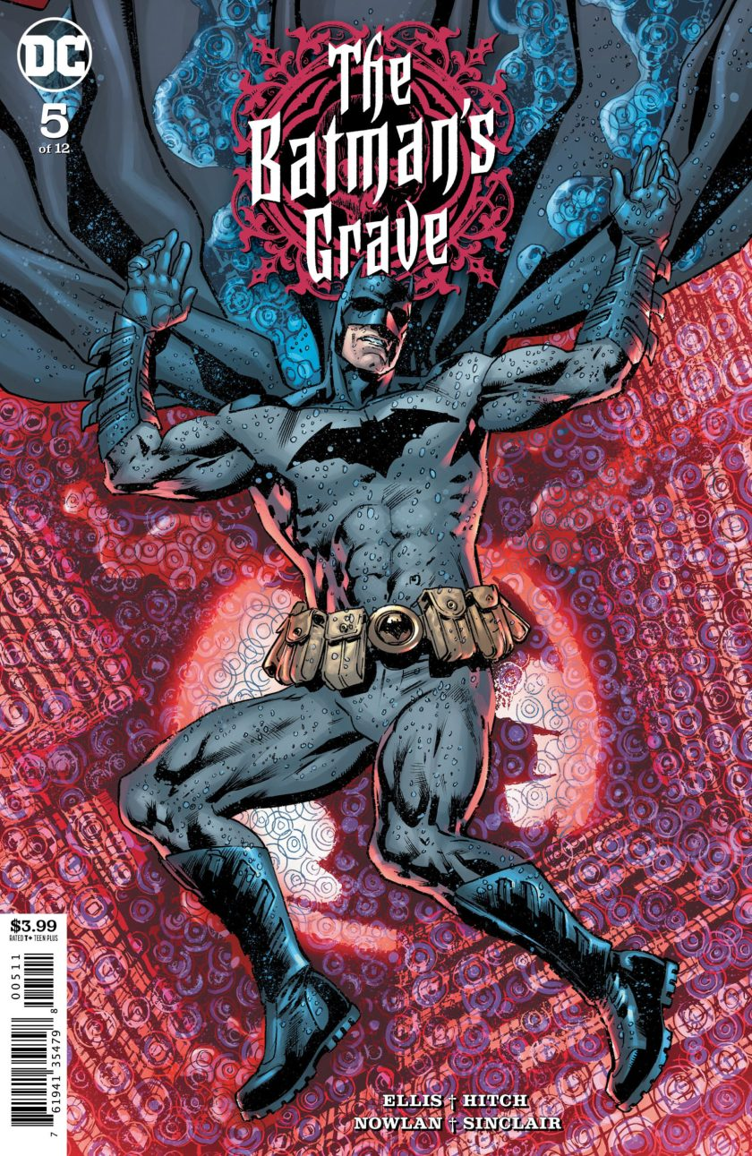The Batman's Grave #5