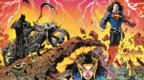 Scott Snyder and Greg Capullo Re-Team for Dark Nights: Death Metal from DC Comics