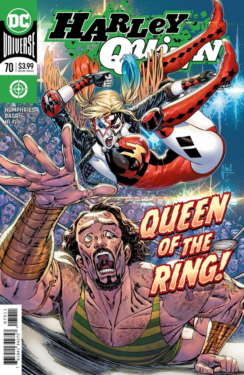 Harley Quinn #70