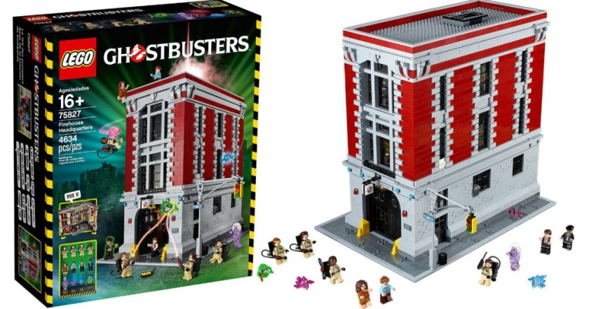 Ghostbusters-Firehouse