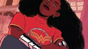 DC Comics releases First Look at Original Graphic Novel 'Nubia: Real One'