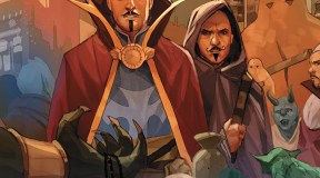 Dr. Strange Surgeon Supreme #5 Review