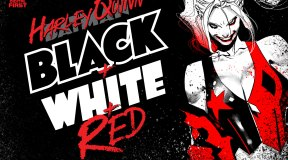 "Preview the Next Chapter in DC Digital's ""Harley Quinn Black + White + Red"""