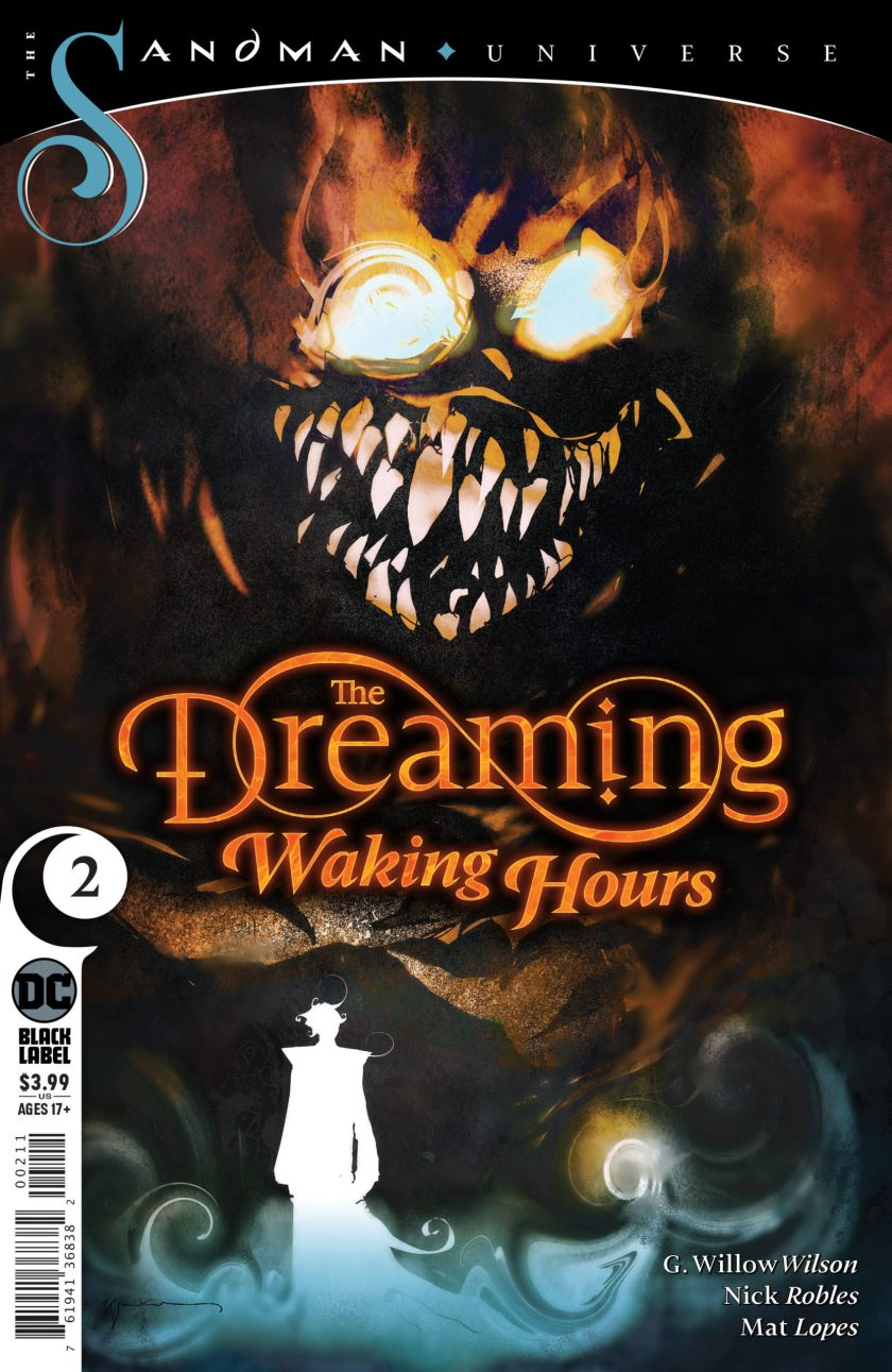 The Dreaming Waking Hours #2