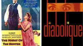 Horror Movie Showdown Day 23: Night of the Hunter vs Diabolique (1955)
