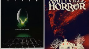 Horror Movie Showdown Day 24: Alien vs The Amityville Horror (1979)