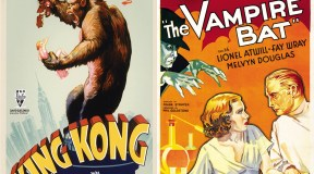 Horror Movie Showdown Day 26: King Kong vs The Vampire Bat (1933)