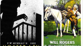 Horror Movie Showdown Day 28: Nosferatu vs The Headless Horseman (1922)
