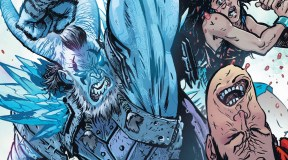 Justice League Endless Winter Special #1 Review