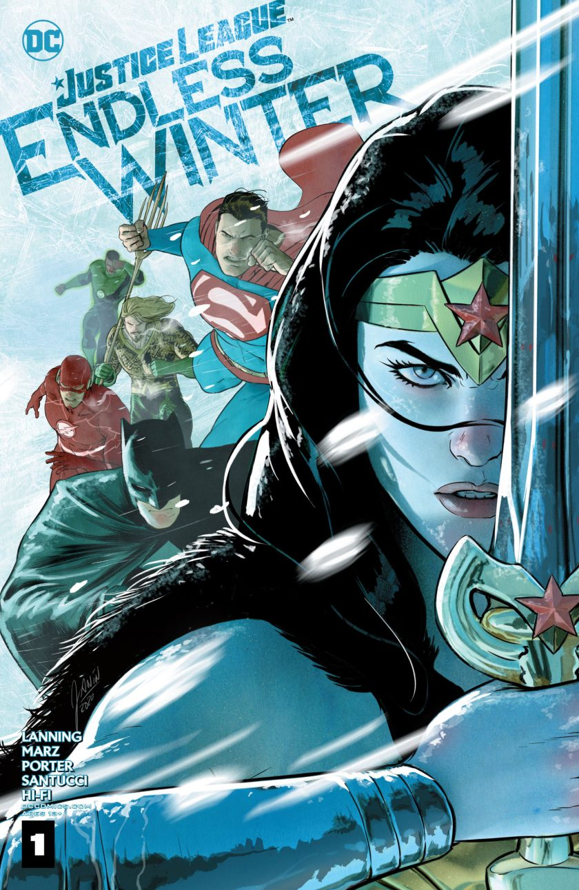 Justice League Endless Winter Special #1
