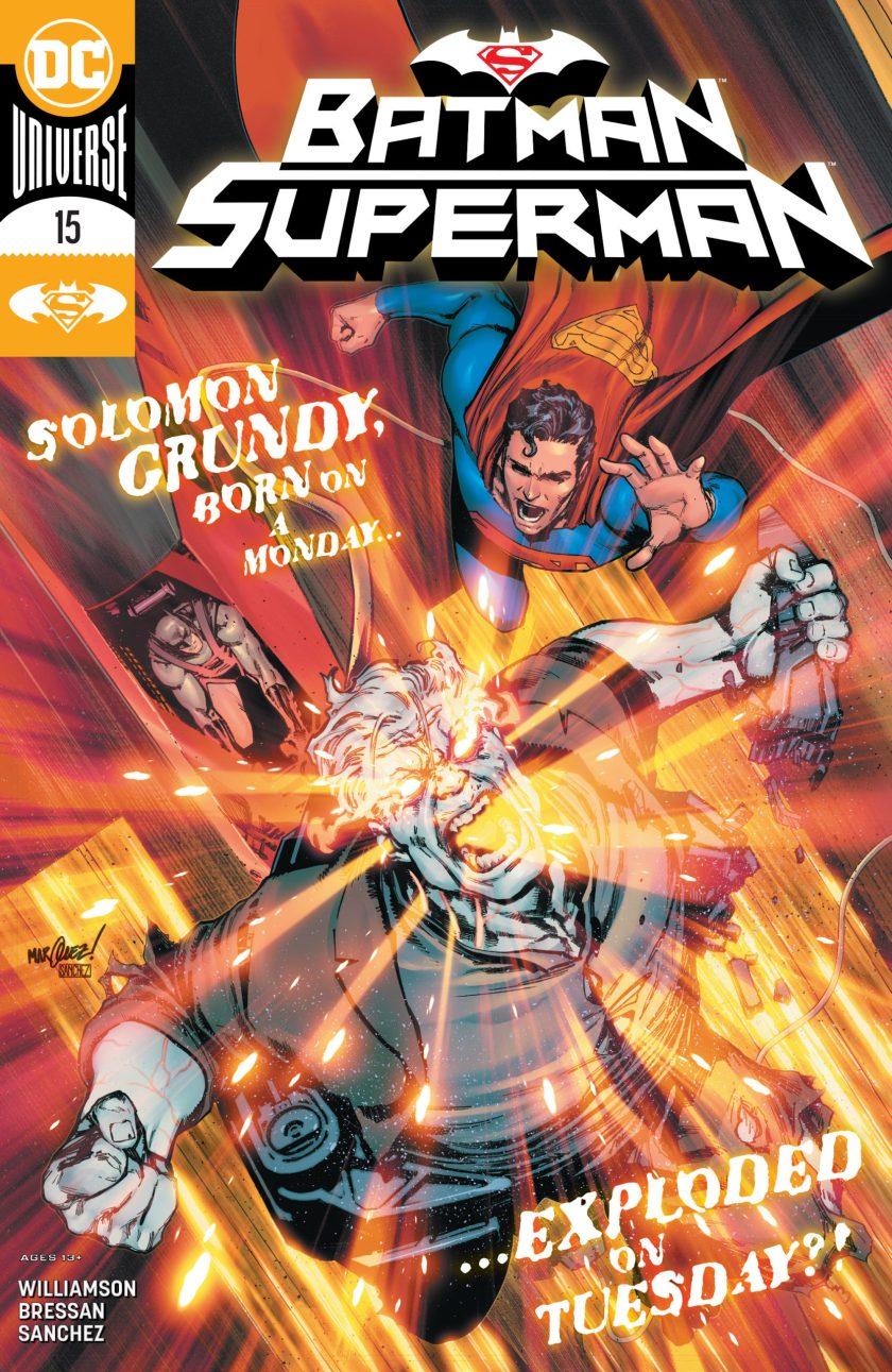 Batman Superman #15