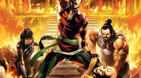 Shang-Chi #5 Review