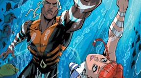 Future State Aquaman #1 Review