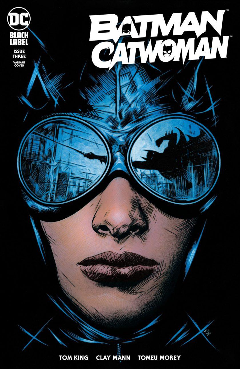 Batman Catwoman #3