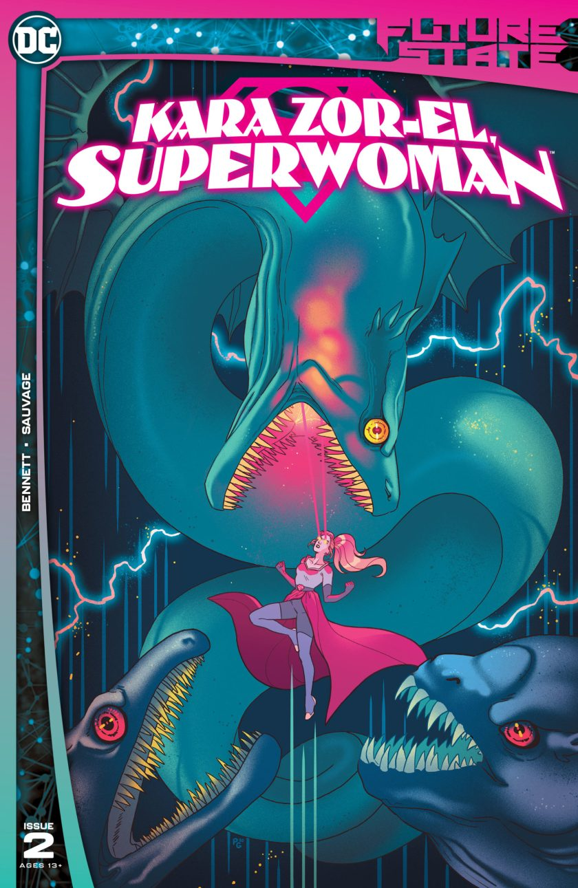 Future State Kara Zor-El, Superwoman #2