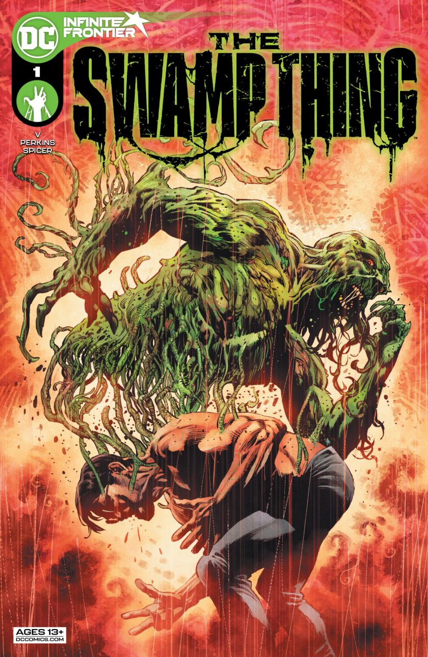 The Swamp Thing #1