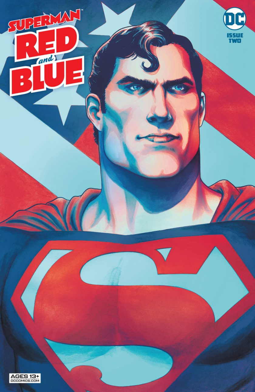 Superman Red and Blue #2