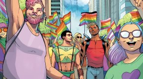 DC Comics Reveals first Look at 'DC Pride'