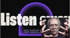 Horror Legend John Carpenter announces Three New Audio Tales from Realm