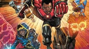 DC Comics Celebrates Black Characters and Creators for Juneteenth