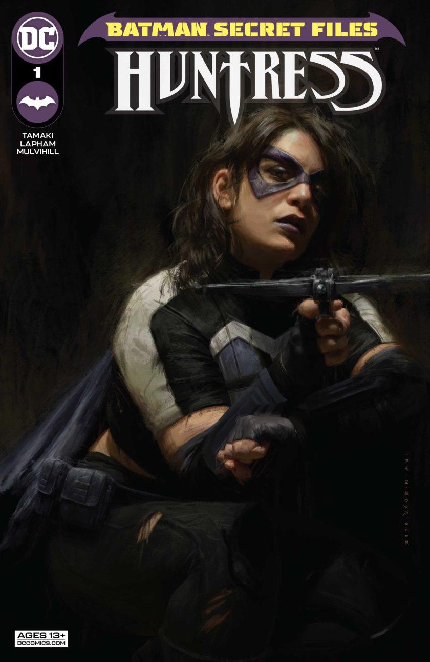 Batman Secret Files: Huntress #1