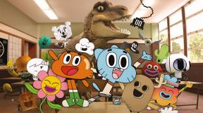 WarnerMedia returns to 'The Amazing World of Gumball' with new Series and Movie
