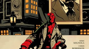 Hellboy the Silver Lantern Club #1 Review
