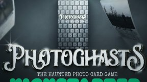 Writer T.W. Burgess has a New Augmented Reality Haunted Card Game on Kickstarter