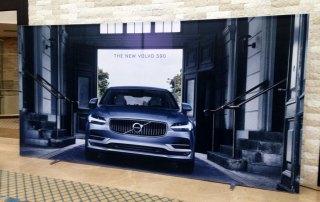 Rama cu Poster Textil – Volvo Cars