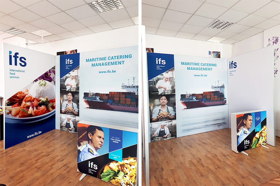 Stand Expo - IFS