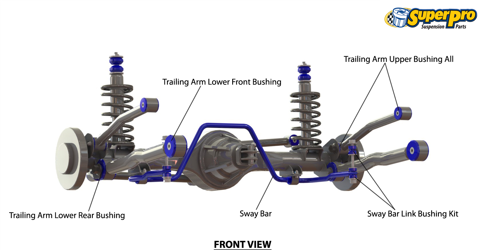 1998 Jeep Front Suspension Diagram
