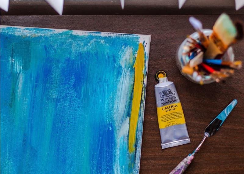 Comment Maitriser La Peinture Acrylique Superprof