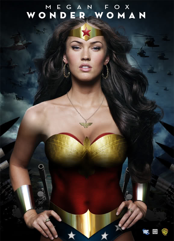 NBC signs Wonder Woman TV Series