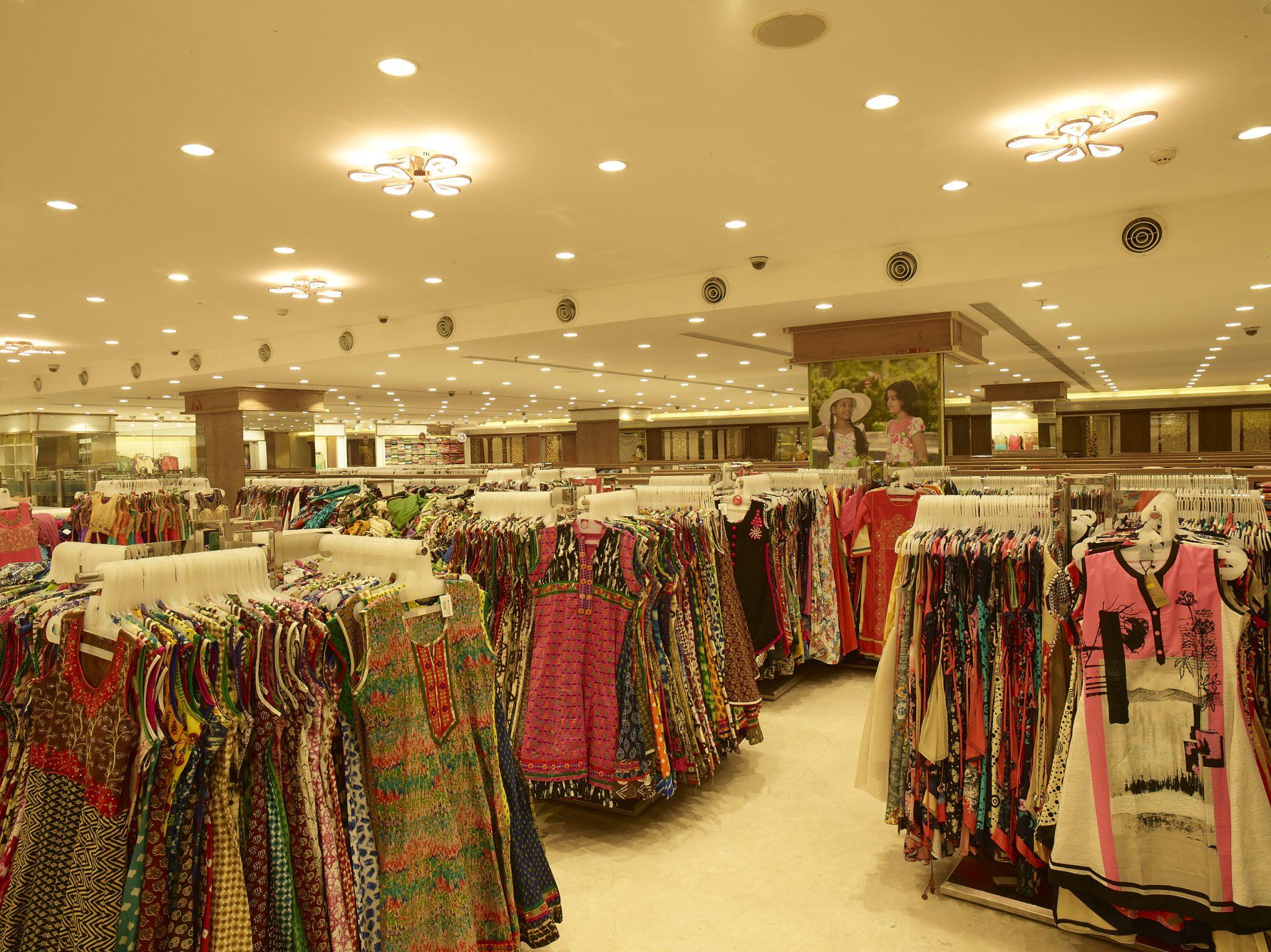 saravana stores Interior22882