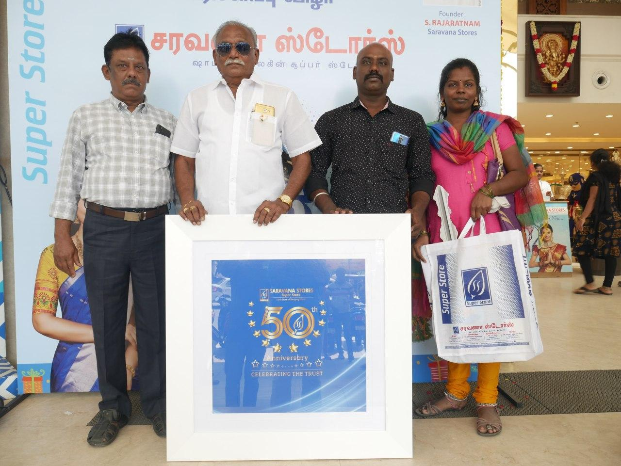Scooty Contest Prize Distribution Ceremony