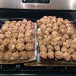 Simply Delicious Meatballs, meatball meal prep, meatball freezer meal, freezer meal recipe, Super Savvy Sarah