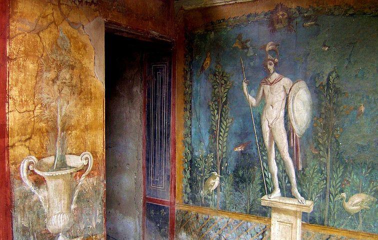 rescue Pompeii